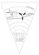 Make Your Own VE Day Bunting