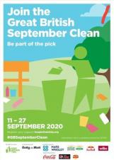 Keep Britain Tidy September 2020